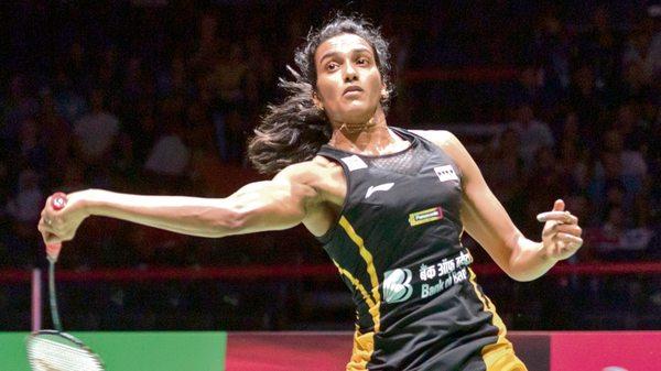 P. V. Sindhu want to win Chinese competition | चीनच्या खेळाडूंवर विजय मिळवण्याचेपी. व्ही. सिंधूचे लक्ष