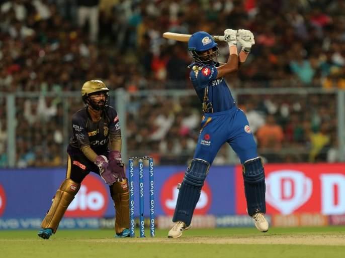 IPL 2019 KKR vs MI : अखेर केकेआरला विजय गवसला | IPL 2019 KKR vs MI : अखेर केकेआरला विजय गवसला