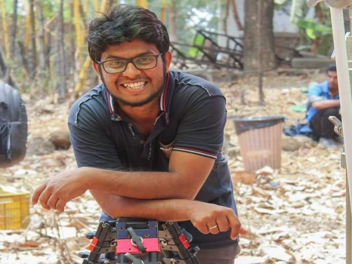 'College Diary' will tell the story of a passionet director | 'कॉलेज डायरी' सांगणार गाथा एका पॅशनेट दिग्दर्शकाची