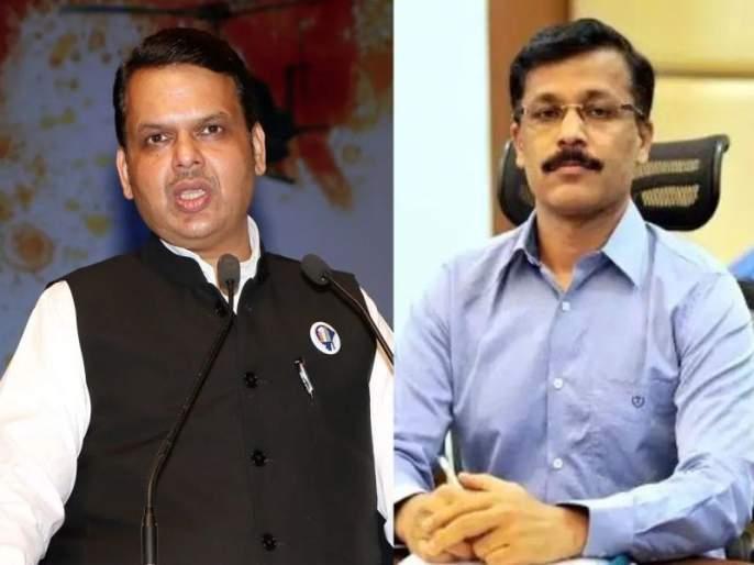 Former CM Devendra Fadnavis has commented on Tukaram Mundhe | '...तर मला काय फरक पडतो, माझे दोन नंबरचे कोणतेही काम नाही'; देवेंद्र फडणवीसांचे स्पष्टीकरण