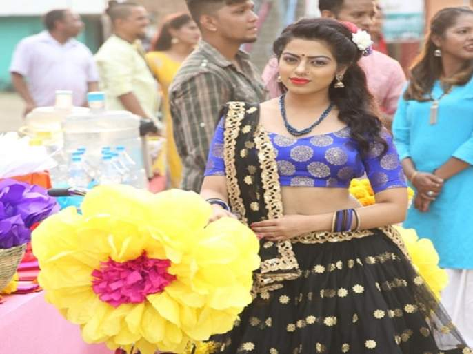 Anand Shinde says that 'Aali Phulwali'   आनंद शिंदे म्हणतायेत 'आली फुलवली'