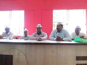 Delhi Chief Minister Arvind Kejriwal will visit Sindkhed raja | दिल्लीचे मुख्यमंत्री अरविंद केजरीवाल मातृतिर्थात;सिंदखेड राजातून आप '२०१९' बिगुल फुंकणार