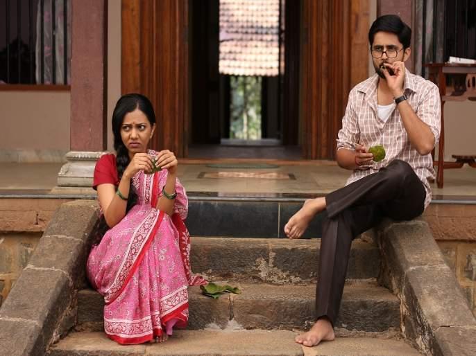 AAron marathi movie review : नवे नाते उलगडणारा | AAron marathi movie review : नवे नाते उलगडणारा