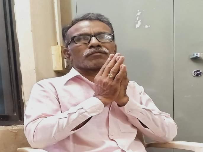 Security guard arrested after wearing glasses | खिशातला चष्मा डोळ्यांना लावताच चौकीदार एसीबीच्या जाळ्यात
