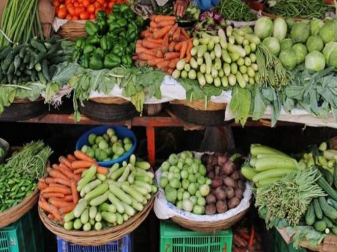 Farmers' Weekly Market in fruad step | शेतकरी आठवडे बाजारचाच 'उठला बाजार'