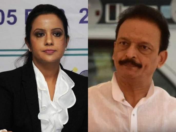Amruta Fadnavis heard Bhai Jagtap again, showing only direct evidence on twitter | अमृता फडणवीसांनी भाई जगताप यांना पुन्हा सुनावलं, थेट पुरावाच दाखवला