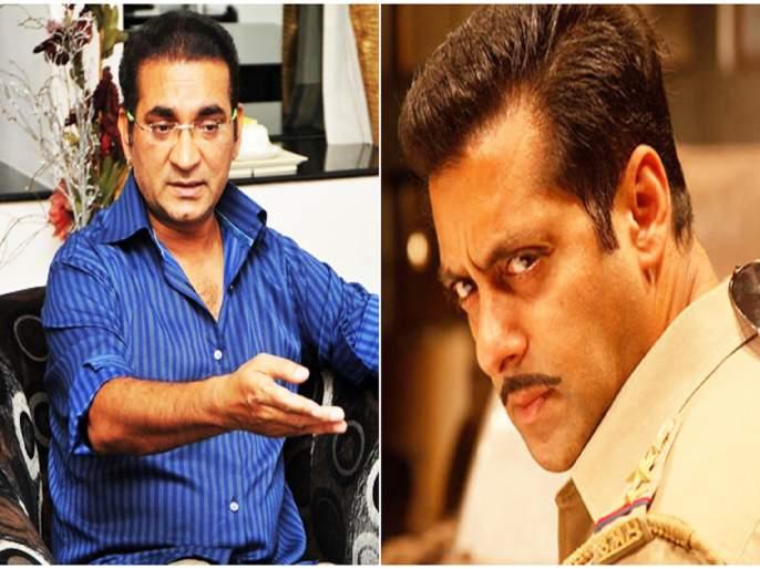 abhijeet bhattacharya targeted salman khan said who is he | एखादं गाणं कोणी गायला हवं हे ठरवणारा सलमान खान कोण? गायक अभिजीत भट्टाचार्य 'दबंग खान'वर बरसला