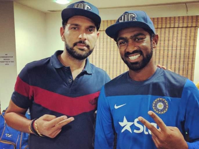 Team India test player Abhinav Mukund and Aarabhi blessed a baby boy   Good News : टीम इंडियाचा आणखी एक शिलेदार बनला बाबा