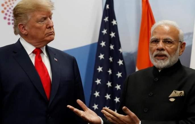 Coronavirus: India's answer to Donald Trump's threat about hydroxicloriquin tablet MMG | Coronavirus: 'ही' ती वेळ नाही, डोनाल्ड ट्रम्प यांच्या धमकीला भारताचं सणसणीत उत्तर