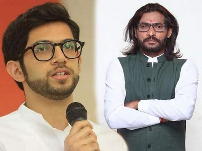 So, did you not make a poem on Aditya Thackeray? abhijeet bichukale said | Maharashtra Election 2019 : .. म्हणून आदित्य ठाकरेंवर कविता करणार नाही, बिचुकलेंचं कारण तुम्हाला पटतंय का?