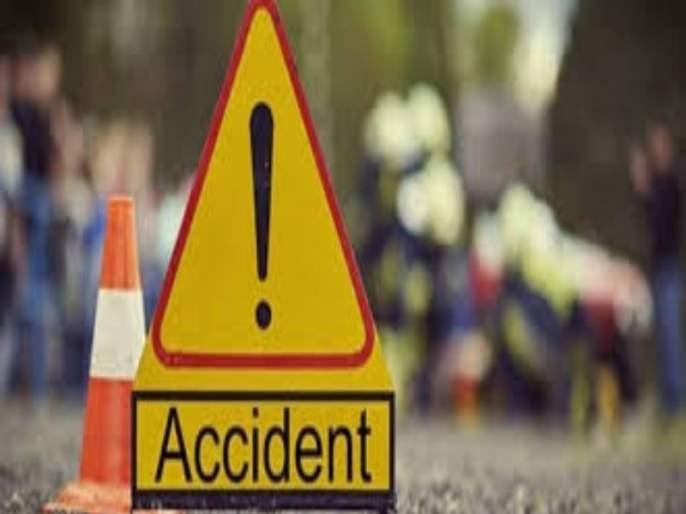 Death of married couple in accident at Carla Fata | कार्ला फाटा येथे कंटेनर अंगावरुन गेल्याने दांपत्याचा मृत्यू