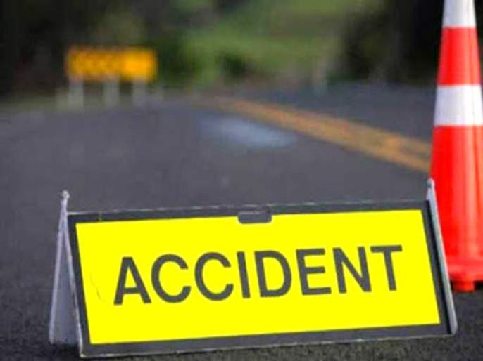 Husband and wife killed on the spot in truck collision; Three killed in two accidents   ट्रकच्या धडकेत पती-पत्नी जागीच ठार; दोन अपघातांत तिघांचा बळी