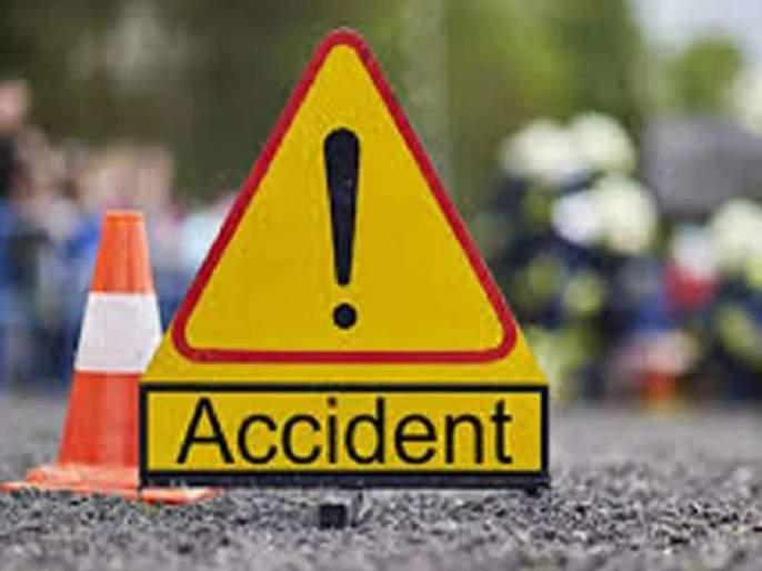 Accidental death of a youth in Worli accident   वरळीमधील अपघातात एका तरुणाचा मृत्यू