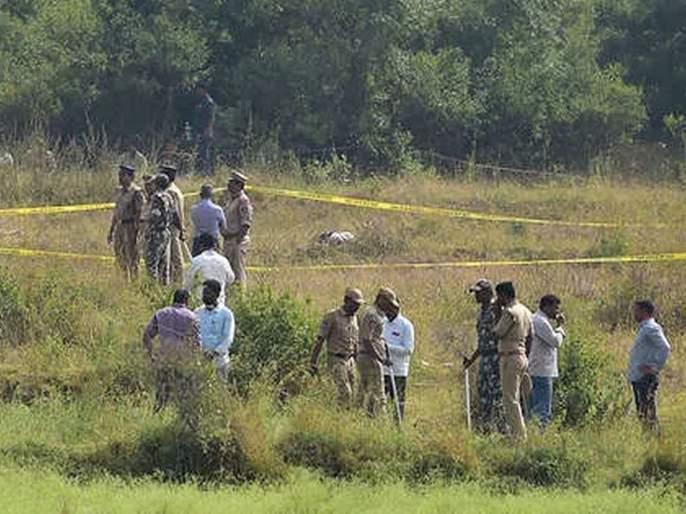 hyderabad gang rape the wife of the accused said husband is dead government should gave job and 10 lakh rupees | सरकारी नोकरी अन् 10 लाख रुपये द्या; हैदराबाद एन्काऊंटरमधल्या आरोपीच्या पत्नीची मागणी