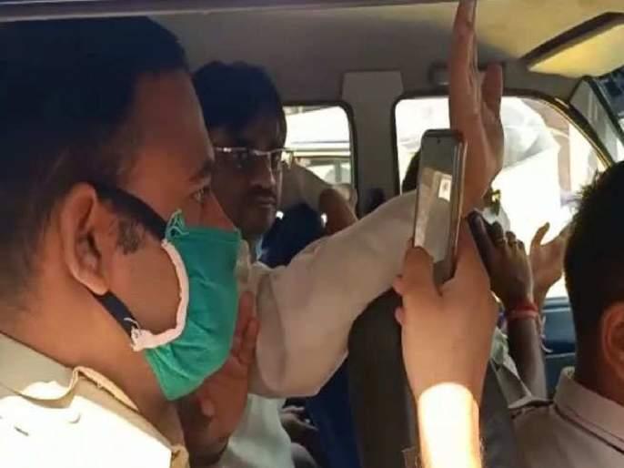 our Society Will Reward One Crore For Beheading The Criminals Of Hathras Congress Nizam Malik | हाथरस घटनेतील आरोपींचा शिरच्छेद करणाऱ्याला १ कोटी देणार; काँग्रेस नेत्याची घोषणा