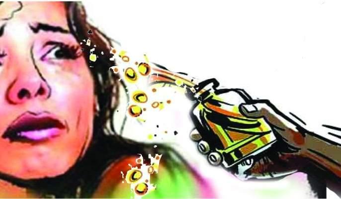 Ammonia is thrown at the department head by a laboratory assistant in Nagpur | नागपुरात प्रयोगशाळा सहायिकेने विभागप्रमुख महिलेवर फेकला अमोनिया