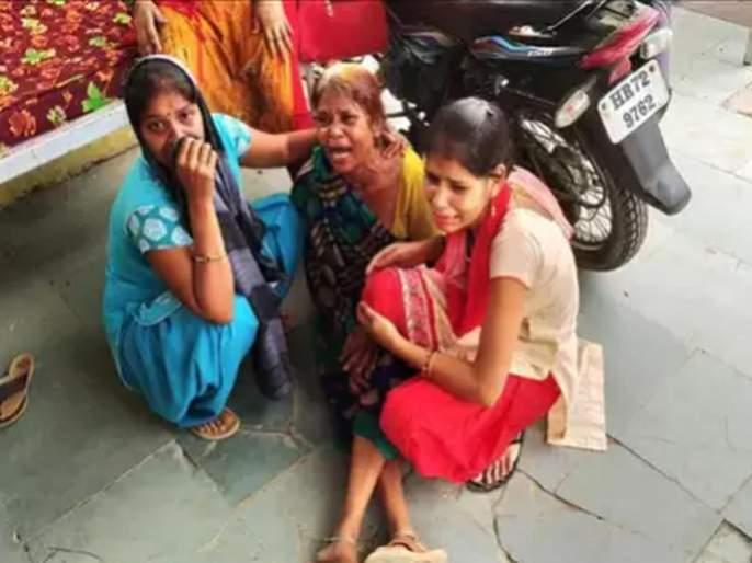The bride is killed! acid poured into the bride's mouth as the dowry was brought low | नववधूची हत्या! हुंडा कमी आणला म्हणून नववधूच्या तोंडात चक्क अॅसिड ओतले