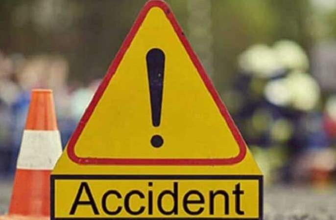 Killed on the spot in an accident on the national highway | राष्ट्रीय महामार्गावर अपघातात एक जागीच ठार