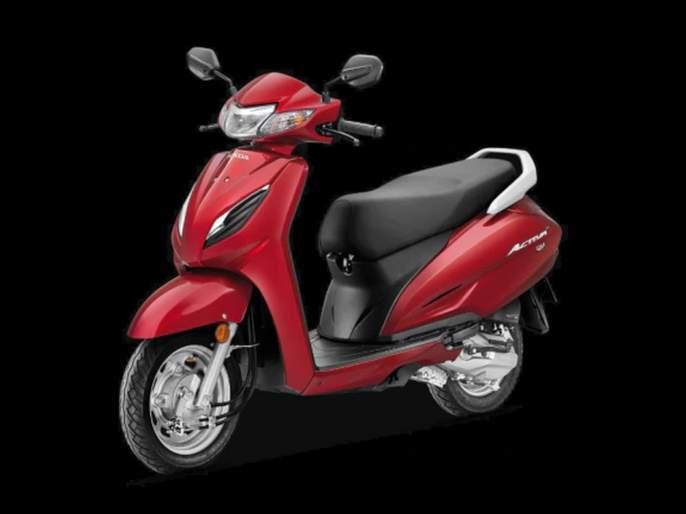 Honda Activa 6G Launched, Learn Features and Price | Honda Activa 6G झाली लाँच, जाणून घ्या फीचर्स आणि किंमत