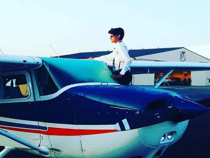 Kerala govt to fund training of Adam Harry to help him become India's first transgender pilot   देशातील पहिला तृतीयपंथी वैमानिक विमान उडवणार, कधीकाळी कुटुंबीयांनी काढले होते घराबाहेर