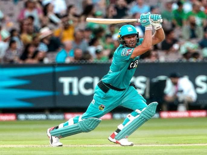 Video: AB de Villiers with 37-ball 71, Brisbane Heat score 186 runs in 20 overs in BBL09 | Video: डिव्हिलियर्सची चौकार-षटकारांची आतषबाजी, 191.89 च्या स्ट्राईक रेटनं धु धु धुतले