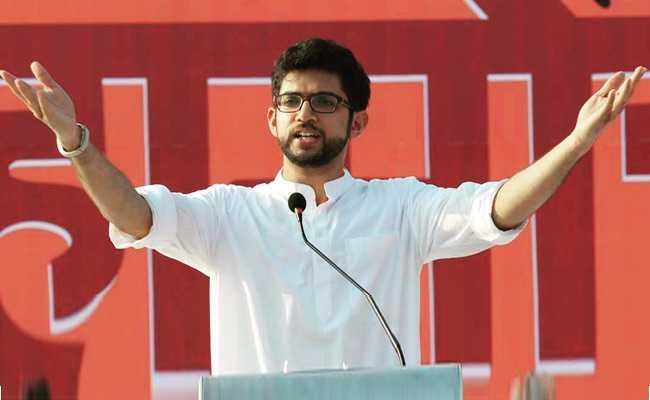 support of people needed for New Maharashtra - Aditya Thackeray | नव्या महाराष्ट्रासाठी हवीय जनतेची साथ - आदित्य ठाकरे