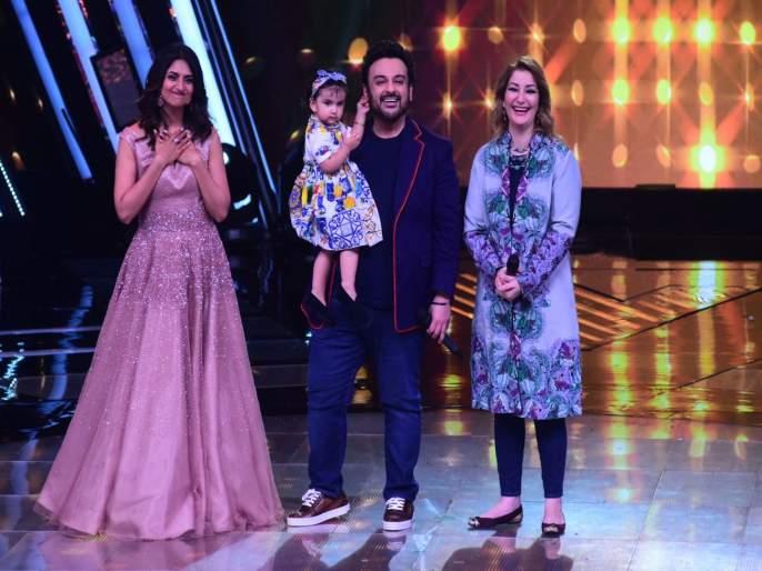 Adnan Sami's Daughter Is His Biggest Fan   अदनान सामीची मुलगी हीच त्याची सर्वात मोठी चाहती !