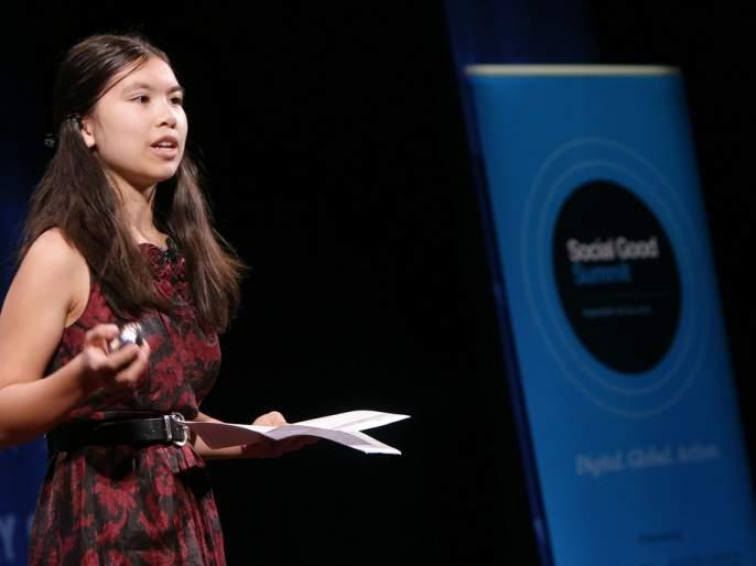 meet Adora Svitak -ted talk girl, & listen what she tells adults. | मोठ्या माणसांनी लहान मुलांकडून खूप गोष्टी शिकल्या पाहिजेत , असं ती का म्हणते ?