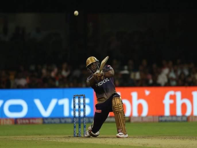 IPL 2019 RCB vs KKR live update : आंद्रे रसेलचा तुफानी खेळ, बंगळुरू संघाचा 'विराट' पराभव | IPL 2019 RCB vs KKR live update : आंद्रे रसेलचा तुफानी खेळ, बंगळुरू संघाचा 'विराट' पराभव