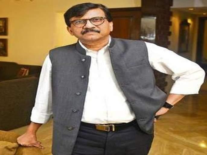 Maharashtra Government: Criticism by Nilesh Rane on Shiv sena leader Sanjay Raut; | Maharashtra Government: 'संजय राऊत गल्लीतल्या कुजक्या म्हाताऱ्यासारखा'; निलेश राणेंची खोचक टीका