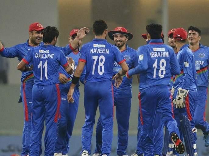 Afghans win T20 series against Windies | अफगाणचा विंडीजविरुद्ध टी२० मालिका विजय