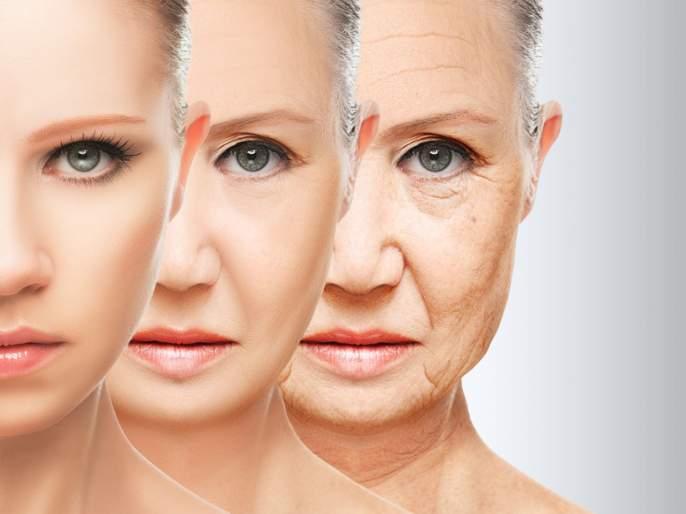 Skin Care Tips : 7 Night time habits that are ruining your skin | झोपण्याआधी चुकूनही करू नका 'या' गोष्टी; अन्यथा कमी वयातच वयस्कर दिसाल