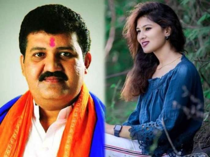 Pooja Chavan Suicide Case: Minister Sanjay Rathod show of strength, but violation of rules; Paheradevi claims that the allegations are false | Pooja Chavan Suicide Case: राठाेडांचे शक्तिप्रदर्शन, पण नियमांचे उल्लंघन; आरोप खोटे असल्याचा पाेहरादेवीत दावा