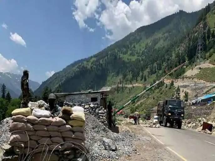 China deploys missiles, radar on Ladakh border | चीनने लडाखच्या सीमेवर तैनात केली क्षेपणास्त्रे, रडार; चोख उत्तर देण्यास भारत सक्षम