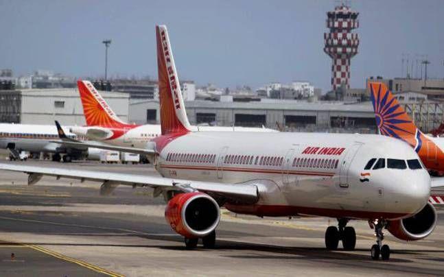 Flight ready for flight in Mumbai Cancel | मुंबईत उड्डाणासाठी तयार विमानाचे उड्डाण रद्द : नागपूर विमानतळावर प्रवाशांचा गोंधळ