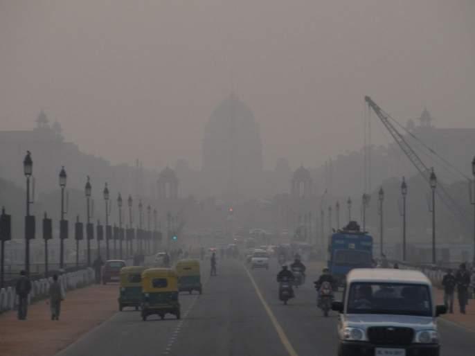 due to air pollution life expectancy decreases by 2 6 years says study | प्रदूषण वाढतंय, आयुष्य घटतंय; वायू प्रदूषणामुळे 2.6 वर्षांनी कमी झालं भारतीयांचं वयोमान