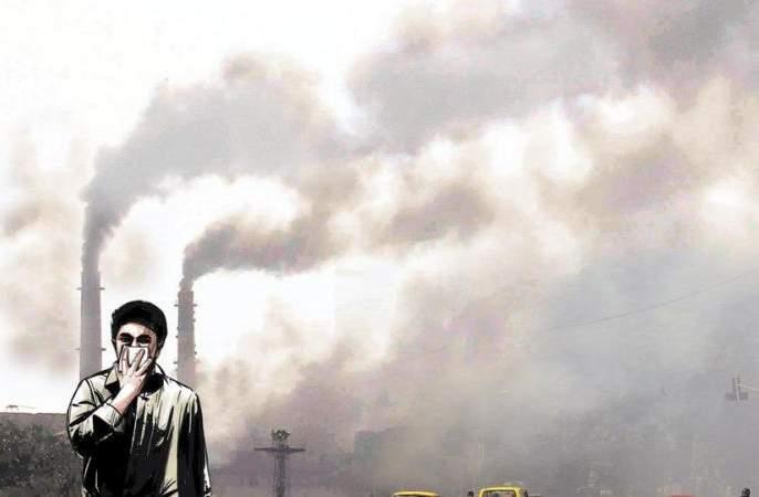 Khambalpada area, residents were shocked by the grim mirror, hail of air pollution | खंबाळपाडा परिसरात उग्र दर्पाने रहिवासी त्रस्त, वायुप्रदूषणाचा कहर