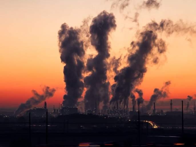 Worried! One in eight deaths due to air pollution in India | चिंताजनक! हवा प्रदूषणामुळे भारतात होतोय दर आठमधील एक मृत्यू