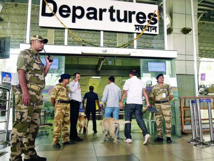 Two bombs found in Nagpur airport terminal building! | नागपूर एअरपोर्ट टर्मिनल बिल्डींगमध्ये मिळाले दोन बॉम्ब!