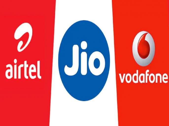 reliance jio news airtel and vodafone idea plan with annual validity know details knwo more information | महिन्याला १२५ रूपयांपेक्षाही कमी खर्च; 'हे' आहेत Jio, Airtel, Vi चे वर्षभर चालणारे पॅक