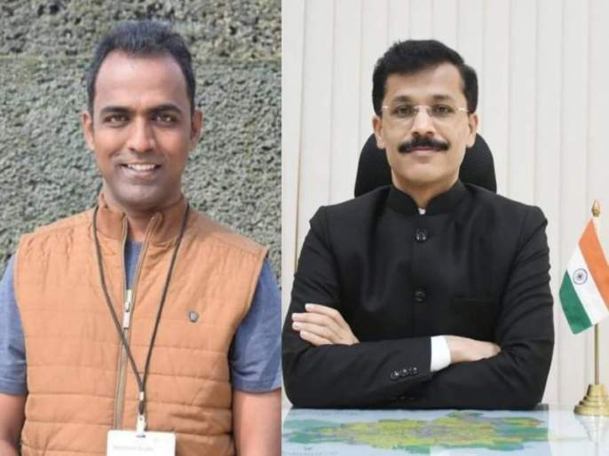 IAS officer Tukaram Mundhe has praised Ranjit Singh Disley | सोलापूरच्या रणजीतसिंह डिसले यांना तुकाराम मुढेंनीही ठोकला सलाम; म्हणाले...