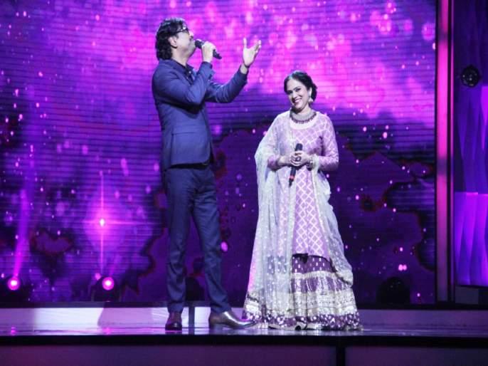 Singer Ajay Gogavale.And Bella Shende will be together on the stage of 'Singing Star' after ten years! | 'सिंगिंग स्टार'च्या मंचावर अजय आणि बेला येणार तब्बल दहा वर्षांनी एकत्र !