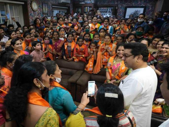 International Women's Day:MNS chief Raj Thackeray has given a special message to women on the occasion of International Women's Day | Happy International Women's Day: तुम्ही कोणाचंही प्यादं बनून रहायची गरज नाही; राज ठाकरेंचा महिलांना खास संदेश