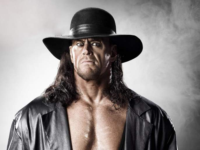 Today's Celebrity: 'Deadman' The Undertaker | आजचा सेलिब्रिटी:'डेडमॅन' दी अंडरटेकर