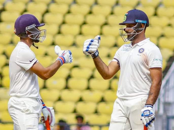 India vs West Indies: Ajinkya Rahane back in form, India-West Indies A practice match draw | India vs West Indies : अजिंक्य रहाणेला सूर गवसला, भारत-वेस्ट इंडिज अ सराव सामना ड्रॉ
