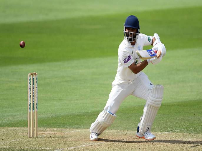 India vs West Indies: Hanuma Vihari, Ajinkya Rahane make alf-century, India in strong position against west indies A team | India vs West Indies : हनुमा विहारी, अजिंक्य रहाणेचे अर्धशतक, भारत मजबूत स्थितीत