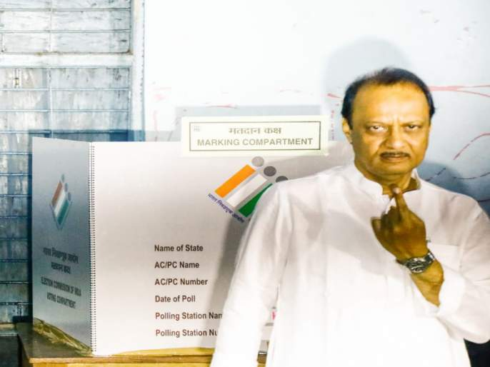Pune Vidhan Sabha Election 2019 : Political conspiracy whatever happened Dhananjay munde ? Ajit Pawar doubts about the dispute in Parli | पुणे निवडणूक 2019 : धनंजय मुंडें बाबत जे काही घडलं ते राजकीय षडयंत्र! परळी येथील वादाबाबत अजित पवार यांची शंका