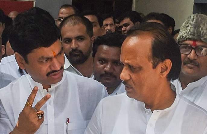 Behind the complaint against Dhananjay Munde, Ajit Pawar's big statement regarding Shakti Act | धनंजय मुंडेंविरोधातील तक्रार मागे, शक्ती कायद्यासंदर्भात अजित पवारांचं मोठं विधान