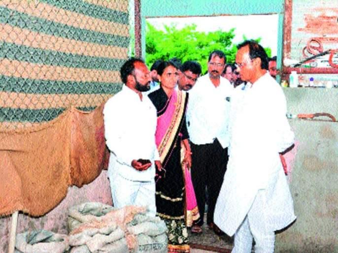 Hundreds of jobs from agriculture tourism - Ajit Pawar | कृषी पर्यटनातून शेकडो हातांना रोजगार - अजित पवार
