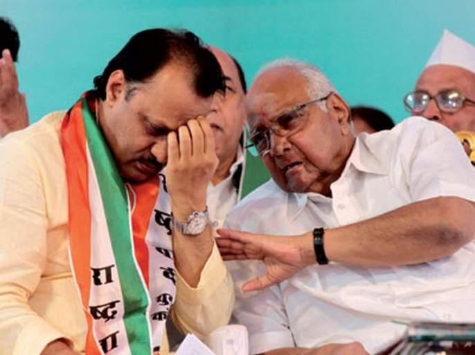 Ajit Pawar said that at least three ministers should get to Pune district | अजित पवार म्हणाले की, किमान तीन मंत्रीपदं पुणे जिल्ह्याला मिळावीत